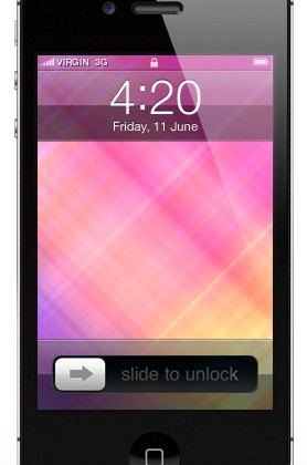 Fondo Pantalla para iPhone 4s Sunshine